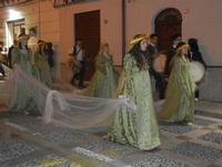 Il Corteo Storico di S. Rita - 19 maggio 2012  - Castellammare del golfo (398 clic)