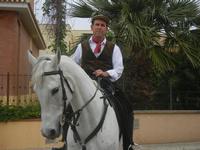 SPERONE - sfilata di cavalli - festa San Giuseppe Lavoratore - 29 aprile 2012  - Custonaci (482 clic)