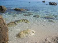 Cala Mazzo di Sciacca - 3 agosto 2012  - Castellammare del golfo (200 clic)