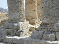il tempio - 5 agosto 2012  - Segesta (1105 clic)