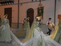 Il Corteo Storico di S. Rita - 19 maggio 2012  - Castellammare del golfo (318 clic)