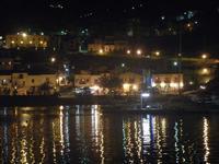 Cala Marina a sera - 31 marzo 2012  - Castellammare del golfo (406 clic)
