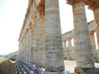 il tempio - 5 agosto 2012  - Segesta (1133 clic)