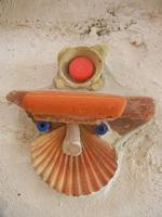 Cortile Carini - Laboratorio di Cocci per bambini - particolare - 6 settembre 2012  - Sciacca (341 clic)