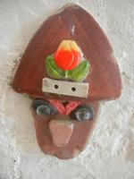 Cortile Carini - Laboratorio di Cocci per bambini - particolare - 6 settembre 2012  - Sciacca (348 clic)