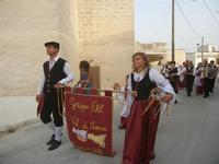 Contrada MATAROCCO - 5ª Rassegna del Folklore Siciliano - 5ª Sagra Saperi e Sapori di . . . Matarocco - 2° Festival Internazionale del Folklore - 5 agosto 2012  - Marsala (252 clic)