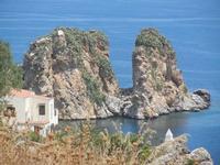 faraglione - 3 agosto 2012  - Scopello (300 clic)