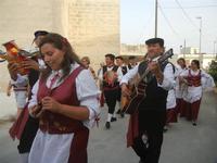 Contrada MATAROCCO - 5ª Rassegna del Folklore Siciliano - 5ª Sagra Saperi e Sapori di . . . Matarocco - 2° Festival Internazionale del Folklore - 5 agosto 2012  - Marsala (250 clic)
