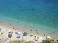 Baia di Guidaloca - 3 agosto 2012  - Castellammare del golfo (219 clic)