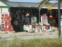 ceramiche e souvenir - 1 maggio 2012  - Selinunte (934 clic)
