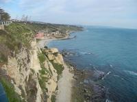 panorama costiero dal belvedere - 26 febbraio 2012  - Sciacca (1440 clic)
