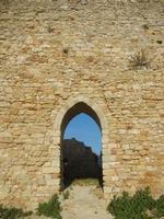 ruderi Castello Eufemio - 2 giugno 2012  - Calatafimi segesta (307 clic)