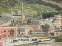 la Fornace vista dal belvedere - 26 febbraio 2012  - Sciacca (963 clic)