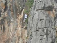 free climbing - falesia nei pressi dell'Isulidda - 8 aprile 2012  - Macari (1399 clic)