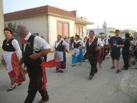 Contrada MATAROCCO - 5ª Rassegna del Folklore Siciliano - 5ª Sagra Saperi e Sapori di . . . Matarocco - 2° Festival Internazionale del Folklore - 5 agosto 2012  - Marsala (228 clic)