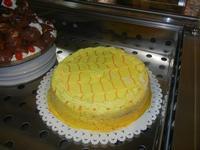 torta al limone frazione SALINAGRANDE - La Piazzetta - 15 gennaio 2012  - Trapani (1057 clic)