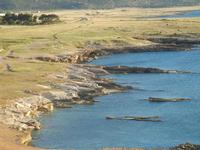 panorama costiero dal Belvedere - 9 maggio 2012  - Macari (799 clic)