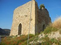 ruderi Castello Eufemio con papaveri - 2 giugno 2012  - Calatafimi segesta (513 clic)