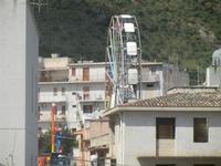 giostre per la festa di Santa Rita - 17 maggio 2012  - Castellammare del golfo (2113 clic)