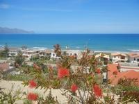 Zona Plaja - panorama sul Golfo di Castellammare - 25 aprile 2012  - Alcamo marina (617 clic)