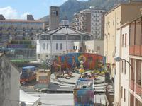 giostre per la festa di Santa Rita - 17 maggio 2012  - Castellammare del golfo (1146 clic)