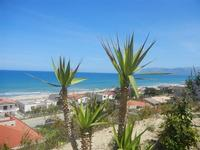 Zona Plaja - panorama sul Golfo di Castellammare - 25 aprile 2012  - Alcamo marina (611 clic)