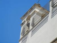 campanile della Chiesa del S. Angelo Custode - 2 giugno 2012  - Alcamo (215 clic)