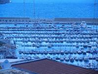 panorama porto - 16 settembre 2012  - Castellammare del golfo (202 clic)
