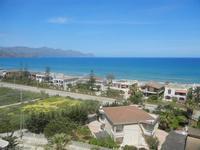 Zona Plaja - panorama sul Golfo di Castellammare - 25 aprile 2012  - Alcamo marina (464 clic)