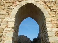 ruderi Castello Eufemio - 2 giugno 2012  - Calatafimi segesta (749 clic)