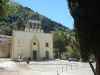 Santuario Madonna del Romitello  - 9 maggio 2012  - Borgetto (1007 clic)