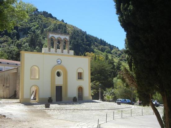 Santuario Madonna del Romitello  - BORGETTO - inserita il 13-Nov-14