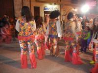 Carnevale 2012 - sfilata nel Corso Garibaldi - 19 febbraio 2012  - Castellammare del golfo (535 clic)