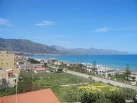 Zona Plaja - panorama sul Golfo di Castellammare - 25 aprile 2012  - Alcamo marina (584 clic)