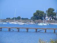 Lo Stagnone C.da Birgi Vecchi - pontile e barche - 9 settembre 2012  - Marsala (242 clic)