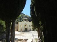 Santuario Madonna del Romitello - 9 maggio 2012  - Borgetto (1894 clic)