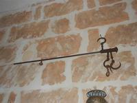bilancia stadera - piccolo museo etno-antropologico - Bosco di Scorace - Il Contadino - 13 maggio 20