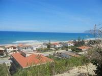 Zona Plaja - panorama sul Golfo di Castellammare - 25 aprile 2012  - Alcamo marina (659 clic)
