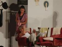Teatro in Piazza - Spettacolo teatrale dialettale in Piazza Ciullo - Ogni mali un veni pi nociri, a cura dell'Associazione Teatrale Elimi - 14 agosto 2012  - Alcamo (268 clic)
