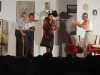 Teatro in Piazza - Spettacolo teatrale dialettale in Piazza Ciullo - Ogni mali un veni pi nociri, a cura dell'Associazione Teatrale Elimi - 14 agosto 2012  - Alcamo (247 clic)