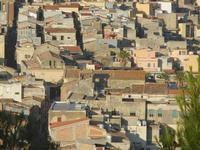scorcio della città dal Castello Eufemio - 2 giugno 2012  - Calatafimi segesta (330 clic)