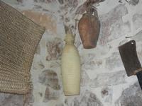 bummolo e lancedda - piccolo museo etno-antropologico - Bosco di Scorace - Il Contadino - 13 maggio 2012  - Buseto palizzolo (1116 clic)