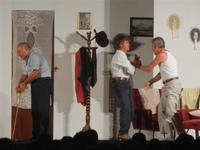 Teatro in Piazza - Spettacolo teatrale dialettale in Piazza Ciullo - Ogni mali un veni pi nociri, a cura dell'Associazione Teatrale Elimi - 14 agosto 2012  - Alcamo (274 clic)