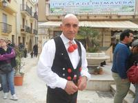 Festa di Primavera - Gruppo Folk Elimo - Sagra della salsiccia, del pane cunzato e dell'arance di Calatafimi Segesta - 22 aprile 2012  - Calatafimi segesta (563 clic)