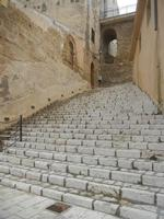 Scalinata Porta Marina - 11 marzo 2012  - Castellammare del golfo (405 clic)