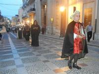 Il Corteo Storico di S. Rita - 19 maggio 2012  - Castellammare del golfo (336 clic)