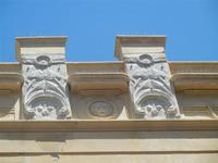 particolare architettonico - 2 giugno 2012  - Alcamo (214 clic)