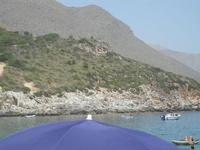 Cala Mazzo di Sciacca - 11 luglio 2012  - Castellammare del golfo (224 clic)