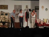 Teatro in Piazza - Spettacolo teatrale dialettale in Piazza Ciullo - Ogni mali un veni pi nociri, a cura dell'Associazione Teatrale Elimi - 14 agosto 2012  - Alcamo (281 clic)