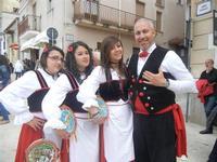 Festa di Primavera - Gruppo Folk Elimo - Sagra della salsiccia, del pane cunzato e dell'arance di Calatafimi Segesta - 22 aprile 2012  - Calatafimi segesta (416 clic)